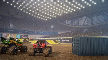 Screenshot4 - Monster Jam Steel Titans