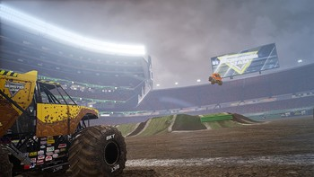 Screenshot5 - Monster Jam Steel Titans