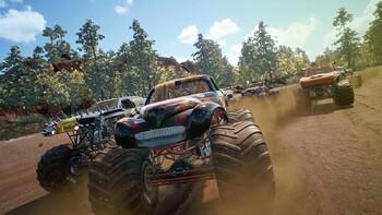 Screenshot3 - Monster Jam Steel Titans