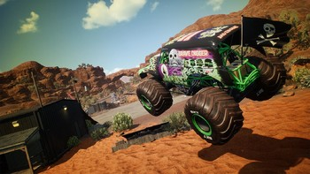 Screenshot1 - Monster Jam Steel Titans