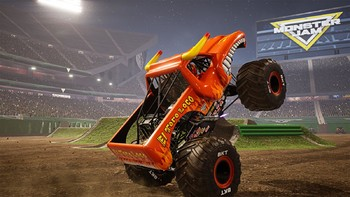 Screenshot2 - Monster Jam Steel Titans