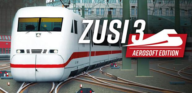ZUSI 3 - Aerosoft Edition - Cover / Packshot