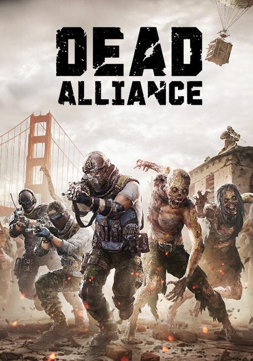 Dead Alliance - Cover / Packshot