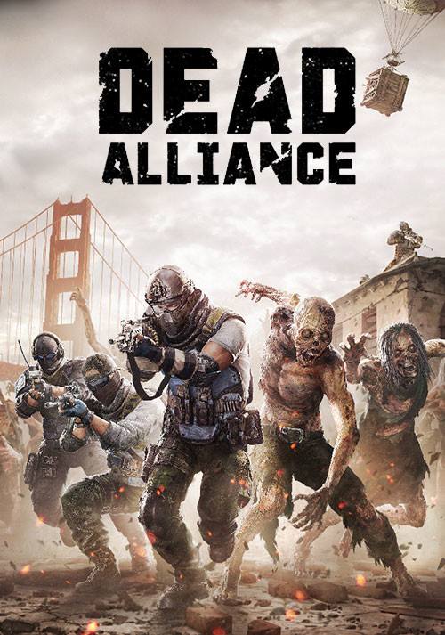 Dead Alliance - Cover / Packshot