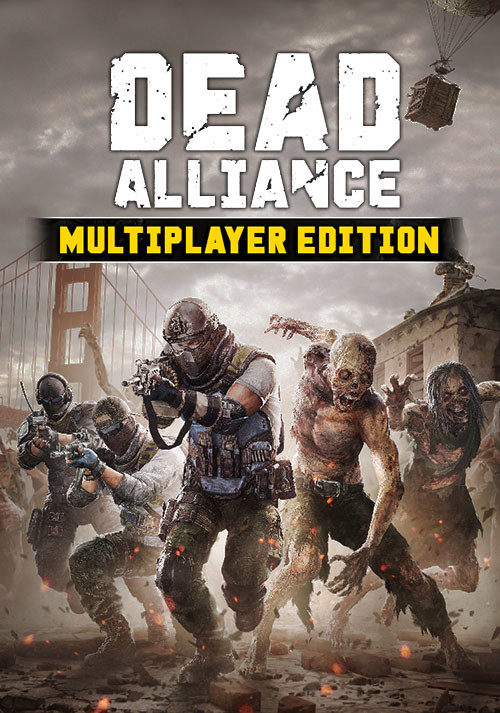 Dead Alliance: Multiplayer Edition - Cover