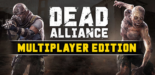 Dead Alliance: Multiplayer Edition - Cover / Packshot
