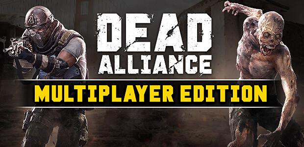 Dead Alliance: Multiplayer Edition - Cover / Packshot