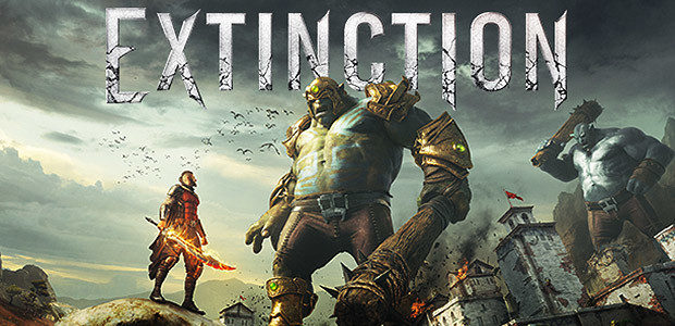 Extinction - Cover / Packshot
