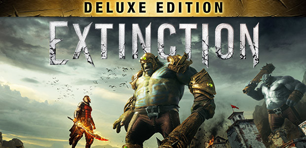 Extinction: Deluxe Edition - Cover / Packshot