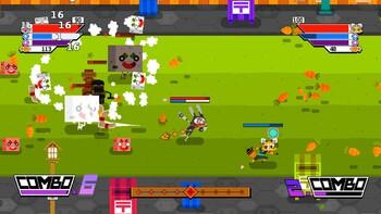 Screenshot1 - Ninjin: Clash of Carrots