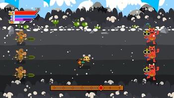 Screenshot2 - Ninjin: Clash of Carrots
