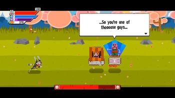 Screenshot4 - Ninjin: Clash of Carrots