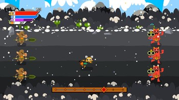 Screenshot2 - Ninjin: Clash of Carrots
