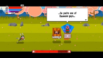 Screenshot4 - Ninjin: Clash of Carrots