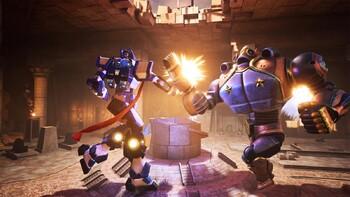 Screenshot2 - Override: Mech City Brawl - Super Charged Mega Edition