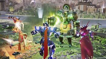 Screenshot6 - Override: Mech City Brawl - Super Charged Mega Edition