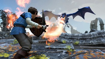 Screenshot3 - Beast Quest