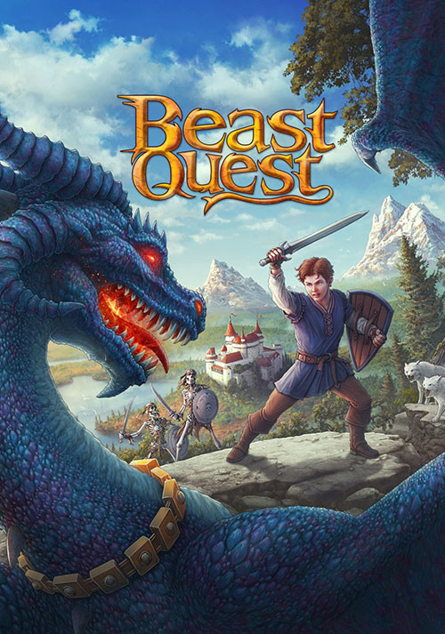 Beast Quest - Cover / Packshot