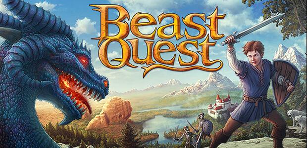 Beast Quest - Cover / Packshot