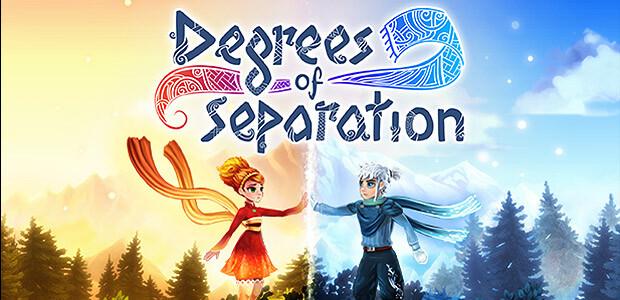 Degrees of Separation - Cover / Packshot