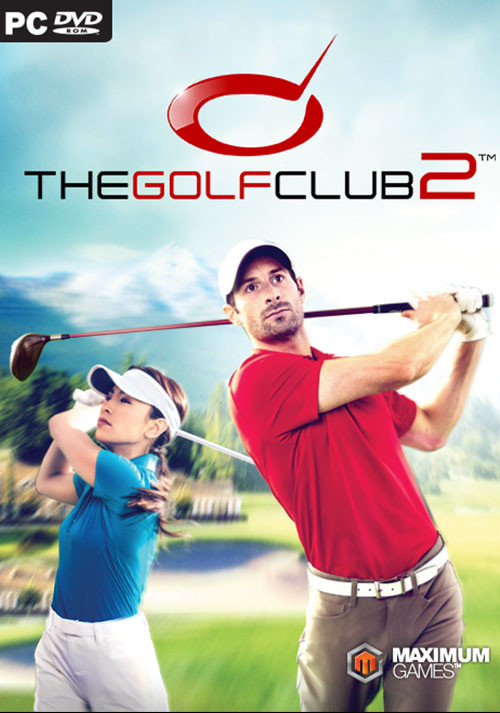 The Golf Club 2 - Cover / Packshot