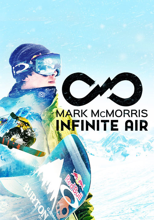 Infinite Air with Mark McMorris - Cover / Packshot