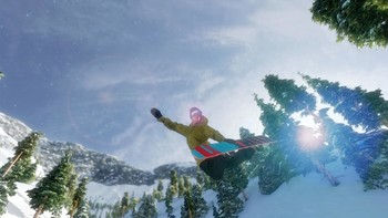 Screenshot4 - Infinite Air with Mark McMorris