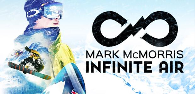 Infinite Air with Mark McMorris - Cover / Packshot