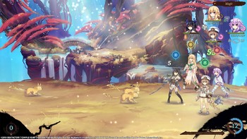 Screenshot1 - Super Neptunia RPG