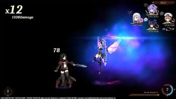 Screenshot6 - Super Neptunia RPG