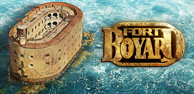 Fort Boyard - Cover / Packshot