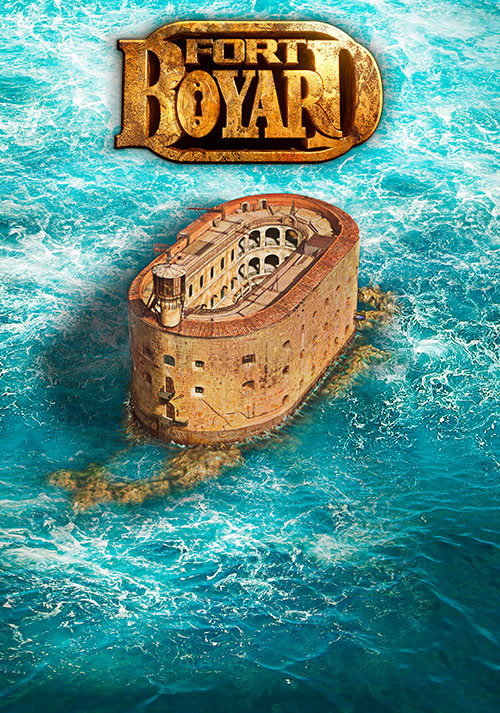 Fort Boyard - Cover