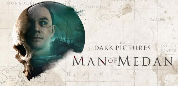 The Dark Pictures Anthology: Man Of Medan - Cover / Packshot