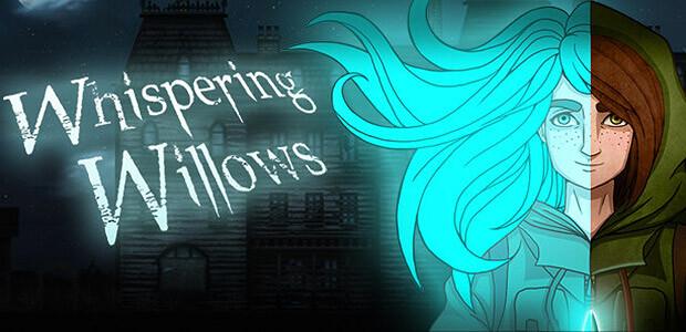 Whispering Willows - Cover / Packshot