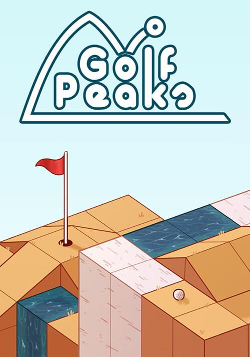 Golf Peaks - Cover / Packshot