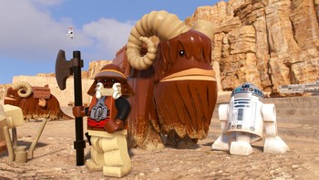 Screenshot5 - LEGO® Star Wars™: The Skywalker Saga