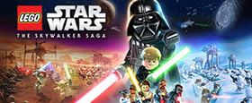 LEGO® Star Wars™: The Skywalker Saga