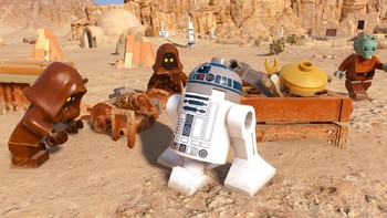 Screenshot6 - LEGO® Star Wars™: The Skywalker Saga