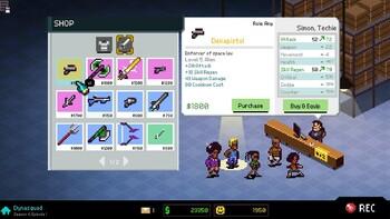 Screenshot8 - Chroma Squad