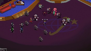 Screenshot3 - Chroma Squad