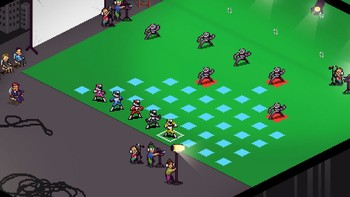 Screenshot1 - Chroma Squad