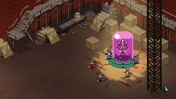 Screenshot5 - Chroma Squad