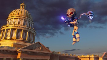 Screenshot1 - Destroy All Humans!