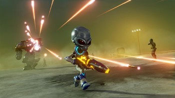 Screenshot4 - Destroy All Humans!