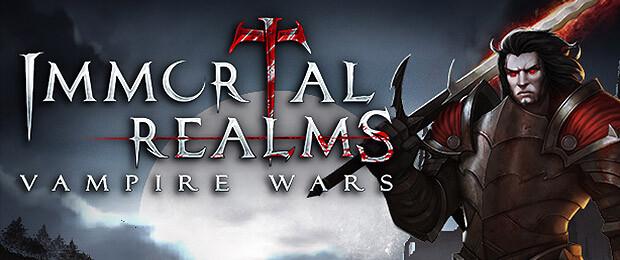 Immortal Realms: Vampire Wars - la date de sortie prévu le 28 août 2020 sur PC