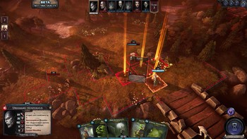 Screenshot8 - Immortal Realms: Vampire Wars