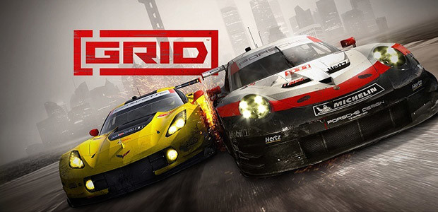 GRID - Cover / Packshot