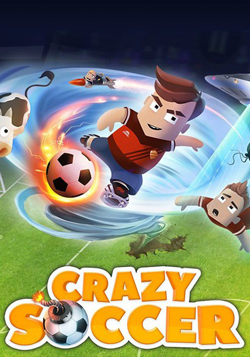 Crazy Soccer: Football Stars - Cover / Packshot