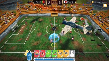 Screenshot7 - Crazy Soccer: Football Stars