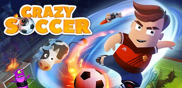 Crazy Soccer: Football Stars - Cover / Packshot
